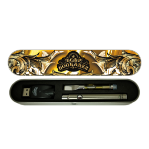 CBD Rechargeable Vape Kit 500mg - Pure Gold