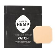 Hemp-Patch