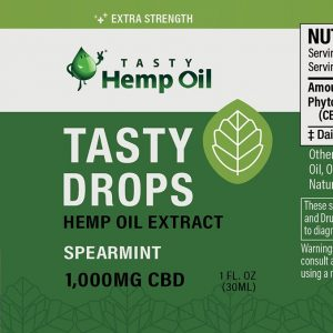 Tasty-Drops-1000mg-Spearmint-