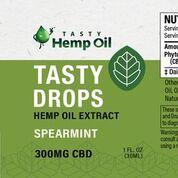 Tasty-Drops-300mg-Spearmint
